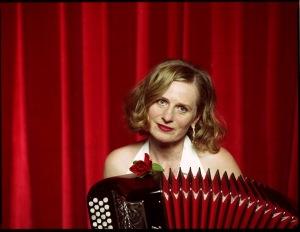 Carmen Hey spielt Musette & Swing-Manouche
